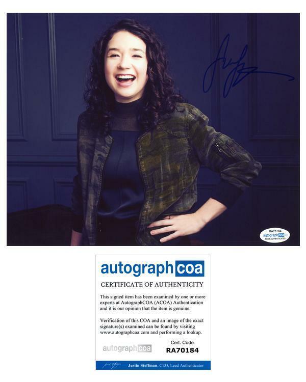 "Sarah Steele ""The Good Fight"" AUTOGRAPH Signed 8x10 Photo B ACOA"