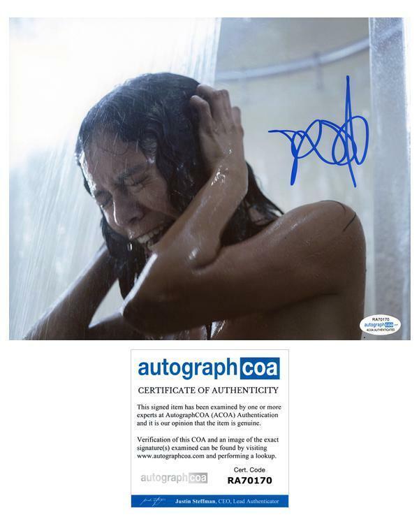"Sivan Alyra Rose ""Chambers"" AUTOGRAPH Signed 8x10 Photo ACOA"