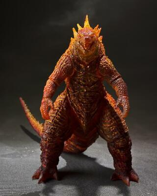 S.H. MonsterArts Burning Godzilla 2019 King of the Monsters Action Figure