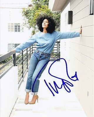 Tracee Ellis Ross Signed Autographed 8X10 Photograph