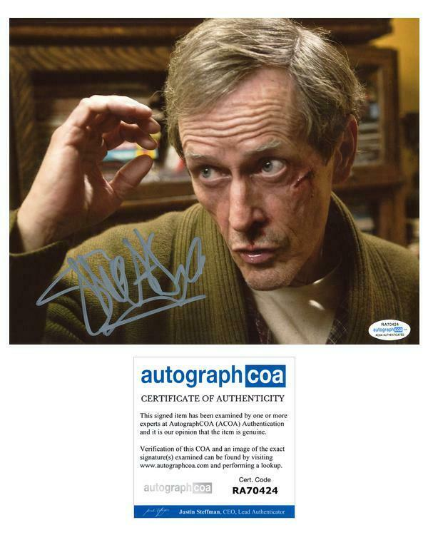 "Stephen McHattie ""Watchmen"" AUTOGRAPH Signed 8x10 Photo ACOA"