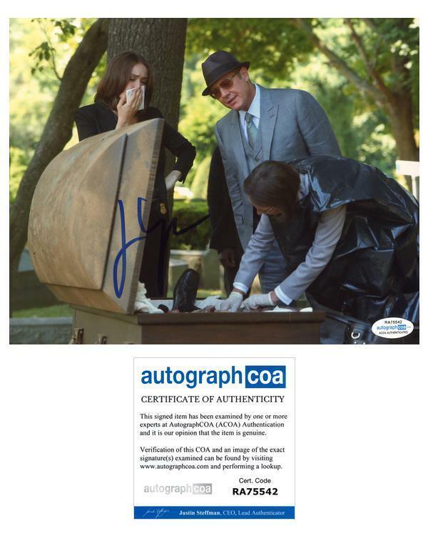 "James Spader ""The Blacklist"" AUTOGRAPH Signed 8x10 Photo B ACOA"