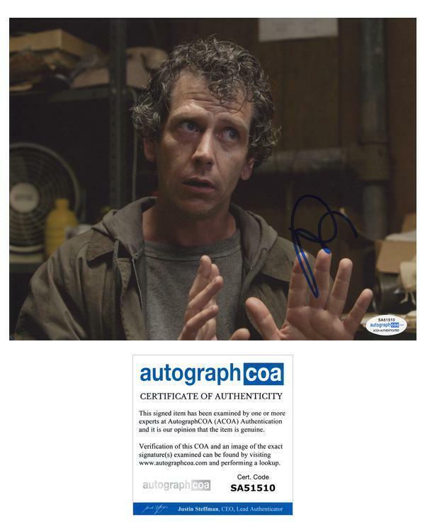 "Ben Mendelsohn ""Killing Them Softly"" AUTOGRAPH Signed 'Russell' 8x10 Photo B"