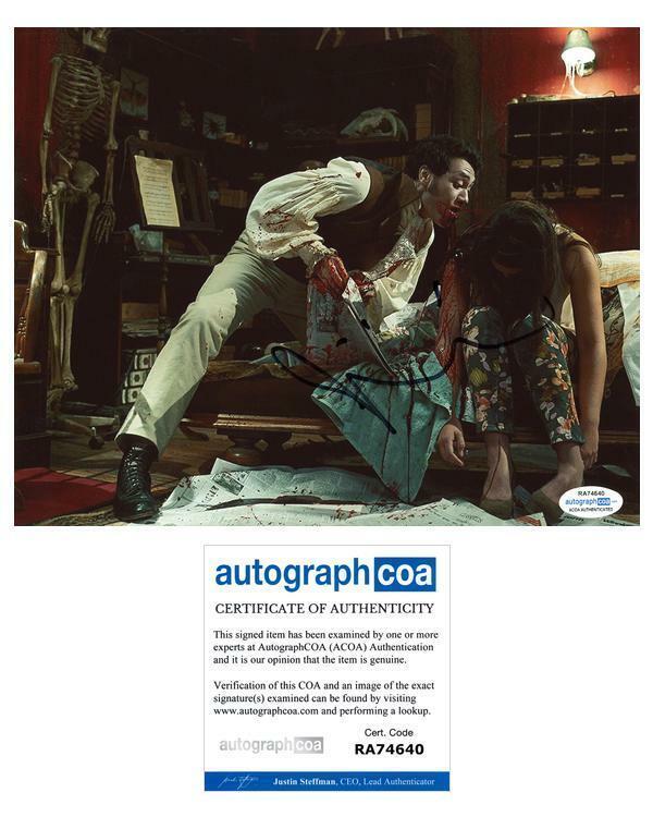"Taika Waititi ""What We Do in the Shadows"" AUTOGRAPH Signed 8x10 Photo C ACOA"