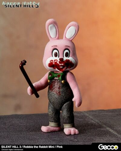 Gecco - Silent Hill 3: Robbie the Rabbit Mini Pink [PRE-ORDER]