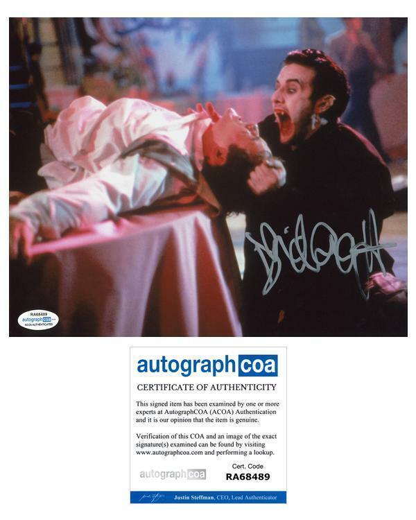 "David Arquette ""Buffy the Vampire Slayer"" AUTOGRAPH Signed 8x10 Photo ACOA"