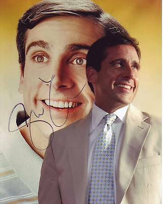 Steve Carell Signed Autographed 8X10 The 40 Year Old Virgin Photograph