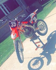 2004 crf250r mint condition