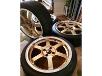 Rota Grid alloy wheels