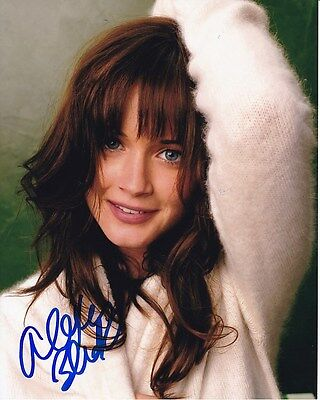 Alexis Bledel Signed Autographed Photo