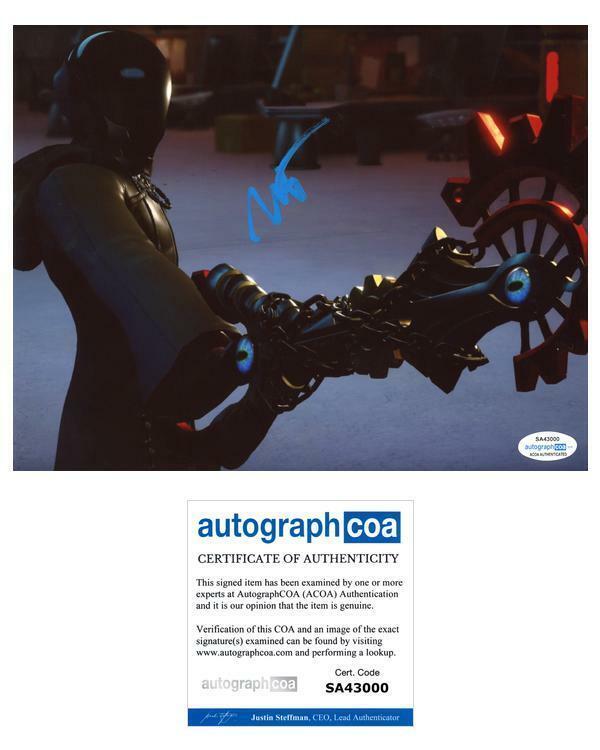"Haley Joel Osment ""Kingdom Hearts"" AUTOGRAPH Signed 'Sora' 8x10 Photo E ACOA"
