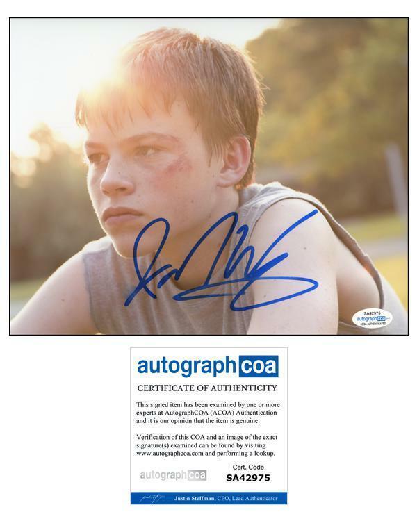 "Josh Wiggins ""Giant Little Ones"" AUTOGRAPH Signed 8x10 Photo ACOA"