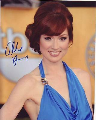Ellie Kemper Signed Photo W  Hologram Coa