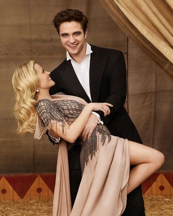 Water For Elephants :  Print  # 1 : Robert Pattinson, Reese Witherspoon