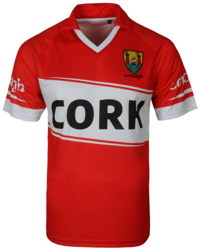 Malham Irish Gaelic Football Jersey GAA Ireland CORK REPLICA GAELIC JERSEY GAA