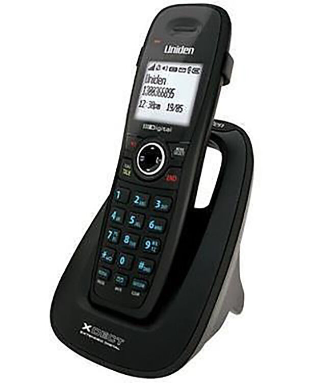 UNIDEN 8015 XDECT EXTENDED LONG RANGE CORDLESS PHONE SYSTEM  eBay