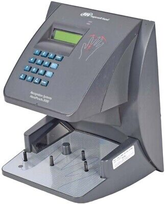 Ir Hp Handpunch 3000 Biometric Hand Scanner Timeattendance Terminal Recognition