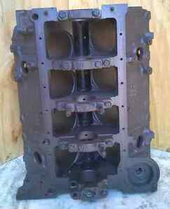 010 casting 4bolt virgin block, oem steel crank and heads
