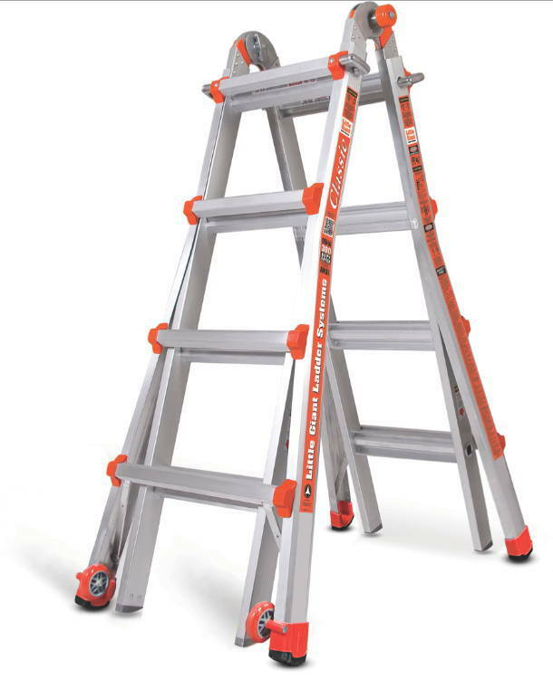 17 1A Little Giant Ladder Classic 10102LG no accessories NEW!