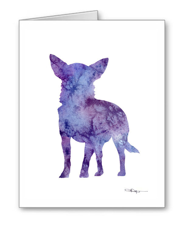CHIHUAHUA Note Cards With Envelopes