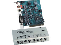 M-Audio Delta 66 with breakout box