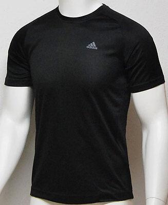 Schwarz Climalite Performance T-shirt (Adidas Ess Performance Funktionsshirt T-Shirt ClimaLite schwarz  XS 42 152-164)