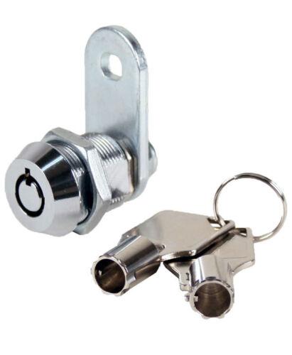 "5/8"" Vending lock tubular cam lock keyed alike, cabinet lock, #1452"