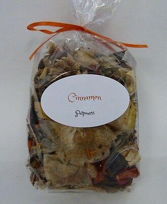 Cinnamon Fresh Fragrant Scented Potpourri - Gift Package - Bowl Filler