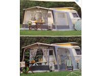Eriba Troll - KITOVENT awning