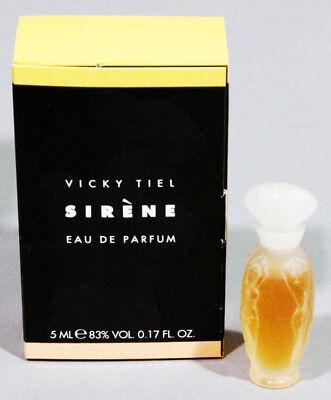 Vicky Tiel Sirene (Vicky Tiel Sirene Mini Perfume EDP 5.0 ml / 0.17 oz - NEW)