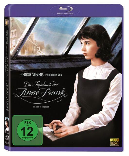 Das Tagebuch der Anne Frank Millie Perkins Angebot Blu-Ray FOX