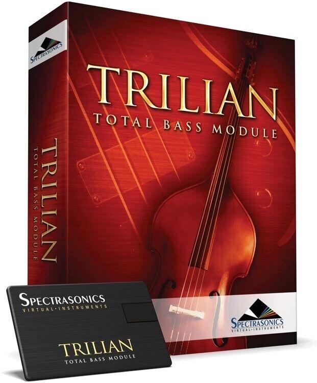 Spectrasonics Trilian Bass Virtual Instrument Software Full UPC835948000221