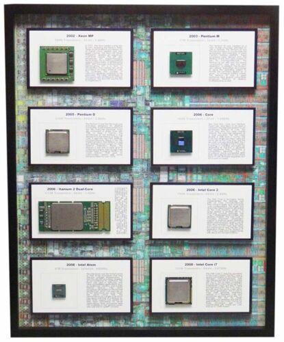 Intel the Third Generation - Xeon MP to i7 (Xeon, M, D, Core, Core 2, Itanium 2)