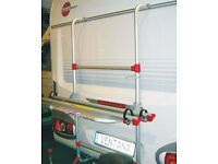 Bike rack ( Fiamma Carry-Bike caravan universal)