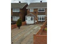 DSS WELCOME FANTASTIC 2 BED MID LINK PROPERTY PROPERTY SITUATED ON NIDDERDALE AVENUE HETTON LE HOLE