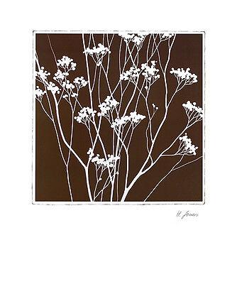 Horst Jonas Autumn Whimsy II Poster Kunstdruck Bild 60x50cm