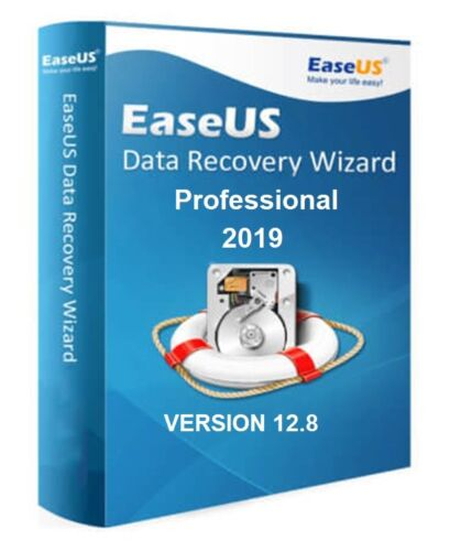 EASEUS DATA RECOVERY WIZARD 12.8 PROFESSIONAL GENUINE SERIAL