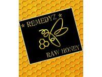 REMEDY'Z RAW HONEY
