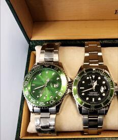 Rolex wristwatch watch last few free local del red green hulk gold
