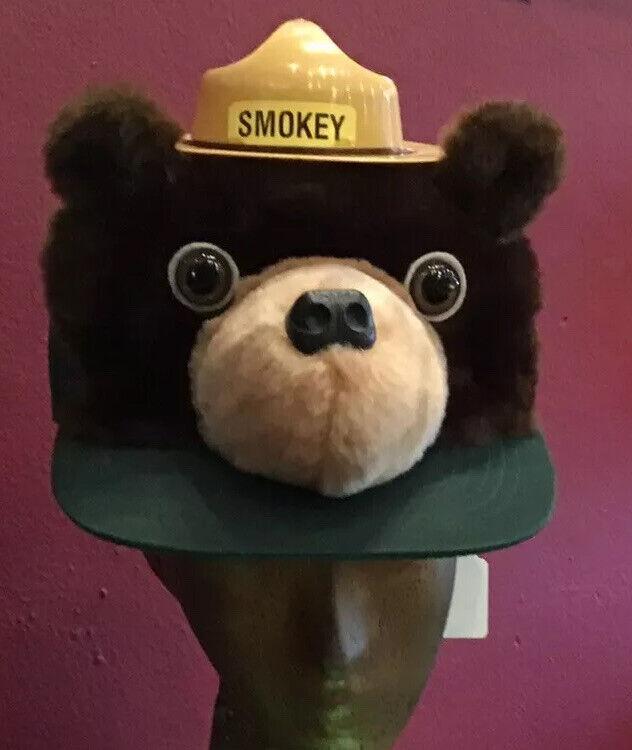 Vintage 70's Smokey Hat