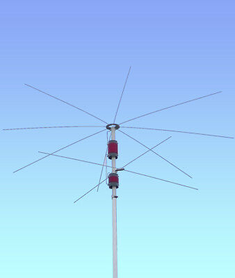 Cushcraft MA-8040V Compact HF 40/80M Antenna. Buy it now for 339.25
