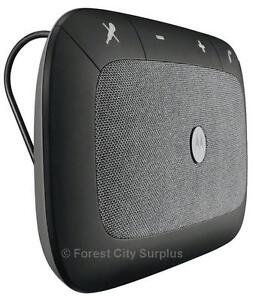 DRIVE AND TALK ON THE PHONE SAFELY AND LEGALLY - New MOTOROLA QUALITY BLUETOOTH CAR SPEAKER