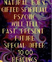 Special $10.00 psychic readings