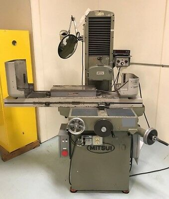 Mitsui Msg-250mh Precision Hand Feed Surface Grinder