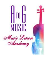 A to G Music Academy
