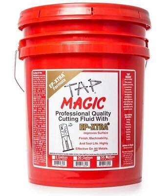 5-gal. Tap Magic Ep-xtra Formula Cutting Fluid-for Drillingtappingmilling