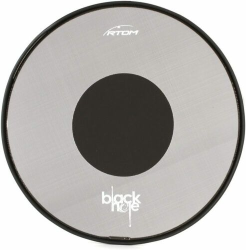 RTOM Black Hole Snap-on Mesh Practice Pad - 22""