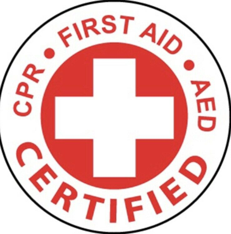 First Aidcpraed Certificationtraining Classes Lessons