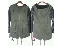 Heavy coat