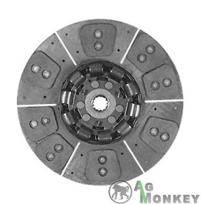 W22726 Hd8 14 Single Stage Clutch 8-large Pad Disc Minneapolis Moline G1000 G13
